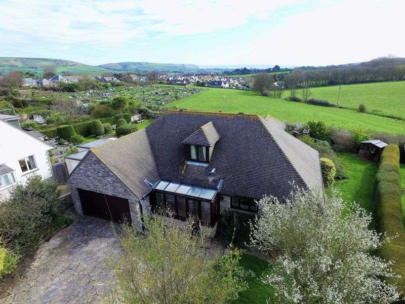 4 Bedrooms Detached House for sale in Langton Matravers