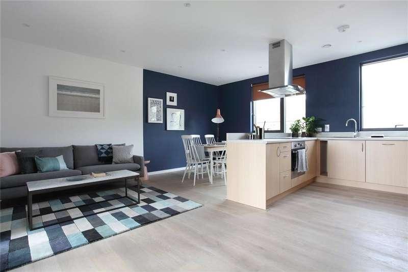 2 Bedrooms Flat for sale in The Gramercy Greenwich, Creek Road, Greenwich, London, SE10