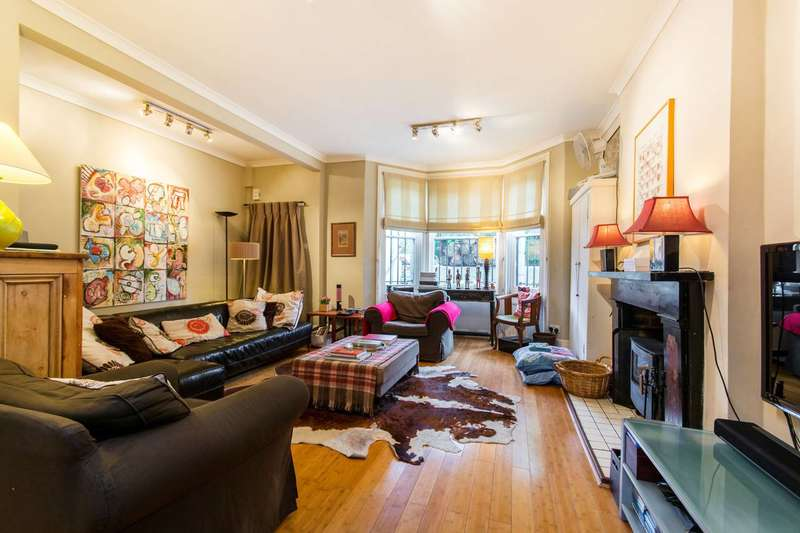 5 Bedrooms Semi Detached House for sale in Breakspears Road, Brockley, SE4