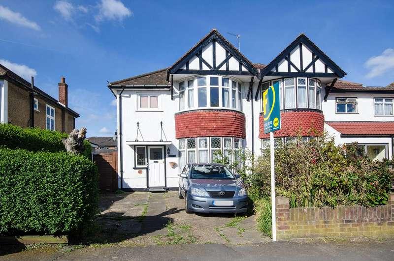 1 Bedroom Flat for sale in Pinner View, Harrow, HA1