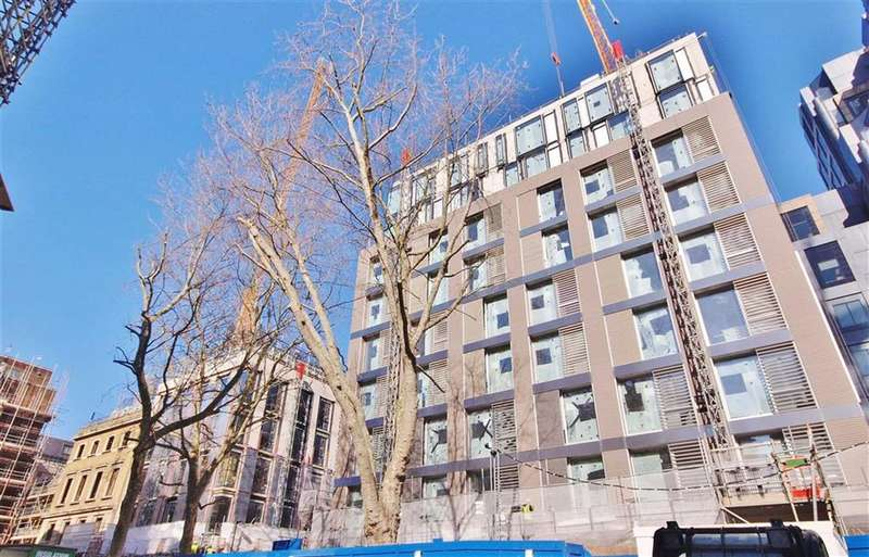 1 Bedroom Property for sale in Vicary House, Barts Square, London