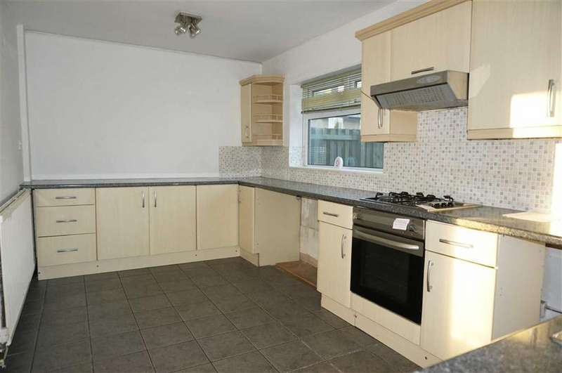 2 Bedrooms Semi Detached House for sale in Welfare Avenue, Brampton, Chesterfield, S40