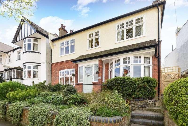 4 Bedrooms Detached House for sale in Hornsey Lane Gardens, Highgate, N6
