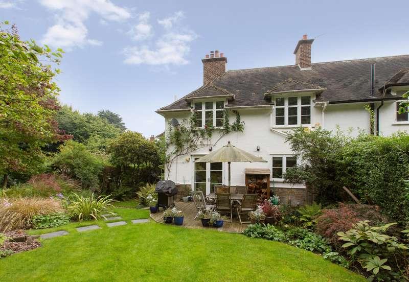 3 Bedrooms House for sale in Creswick Walk, Hampstead Garden Suburb