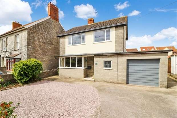 3 Bedrooms Detached House for sale in Stonehill, Street