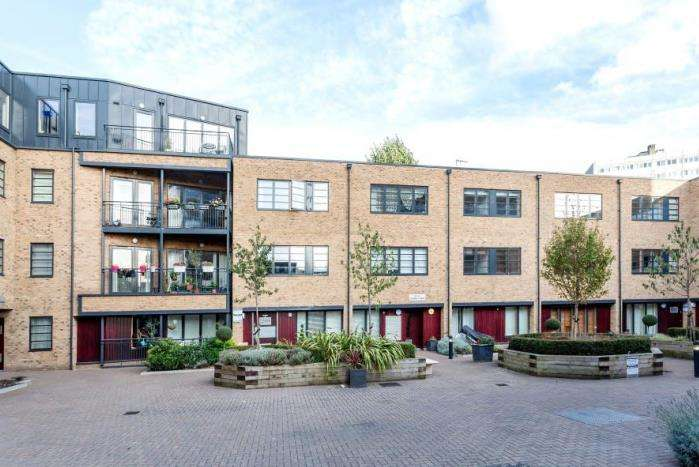 1 Bedroom Apartment Flat for sale in Islington