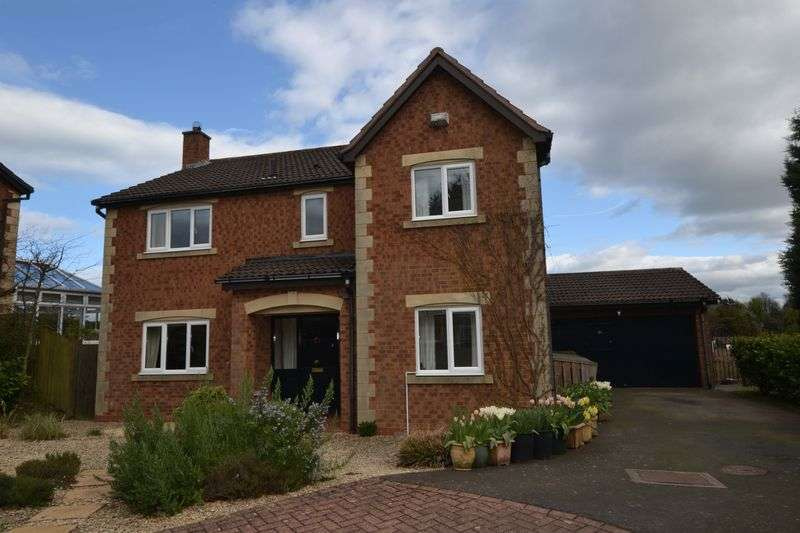5 Bedrooms Detached House for sale in Allerburn Lea, Alnwick