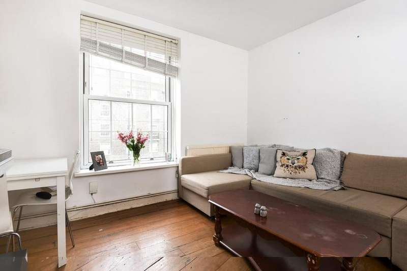 2 Bedrooms Flat for sale in Union Grove, Clapham, SW8