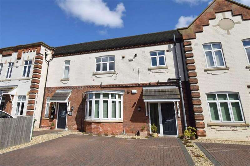 2 Bedrooms Flat for sale in Springfield Grange, Scartho, Grimsby