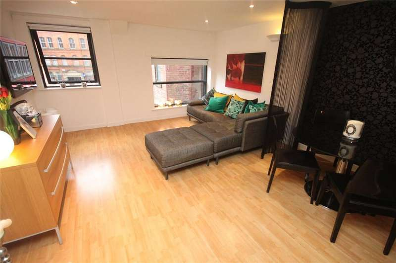 2 Bedrooms Flat for sale in High Street, Northern Quarter, Manchester, Greater Manchester, M4