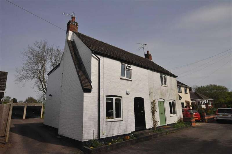 2 Bedrooms Semi Detached House for sale in The Valley, Radford Semele, Leamington Spa