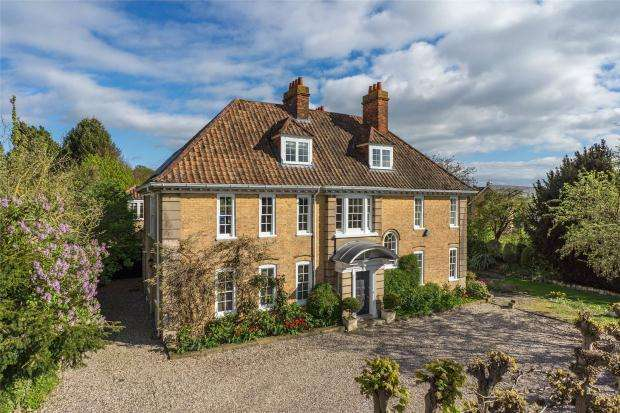 6 Bedrooms Detached House for sale in Storey's Way, Cambridge