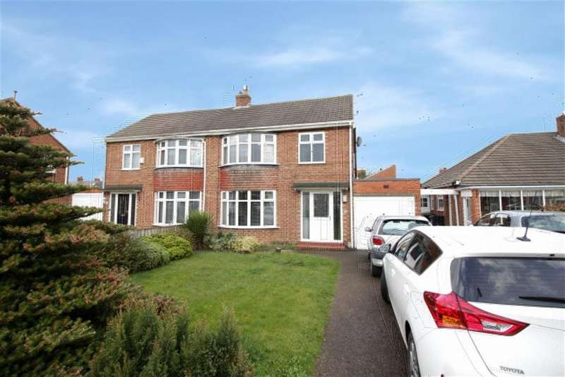 4 Bedrooms Semi Detached House for sale in Halton Drive, Newcastle Upon Tyne, NE13
