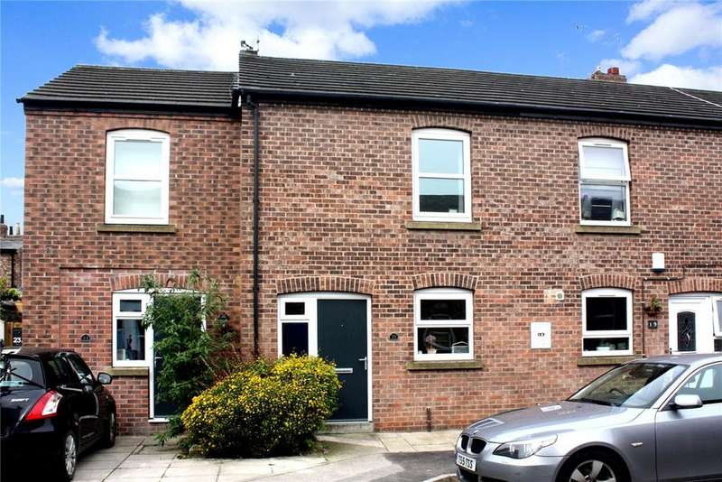 2 Bedrooms Terraced House for sale in Cherry Street, York, North Yorkshire, YO23