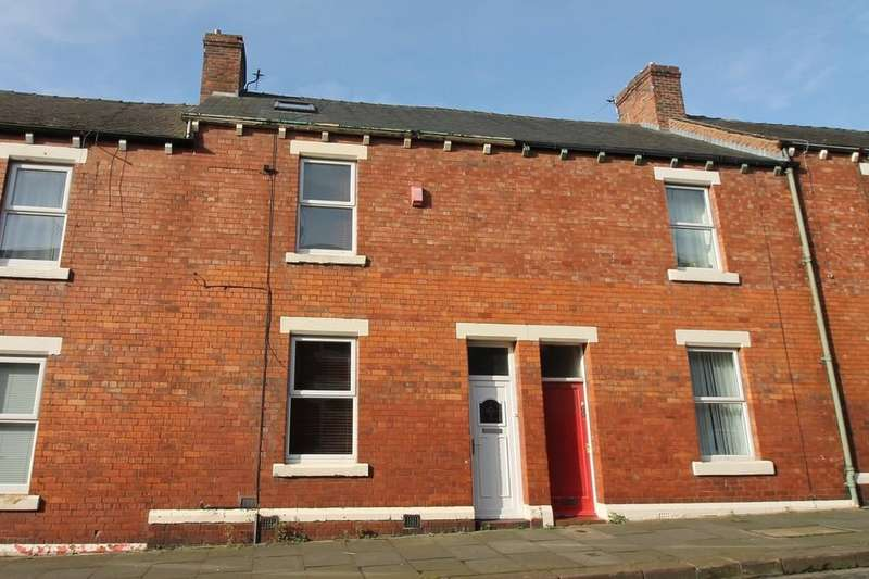 2 Bedrooms Terraced House for sale in Bassenthwaite Street, Carlisle