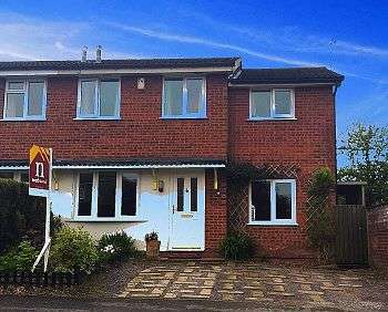 3 Bedrooms Semi Detached House for sale in Holland Close Sandbach, CW11 4EH
