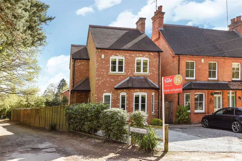3 Bedrooms Detached House for sale in New Wokingham Road, Crowthorne