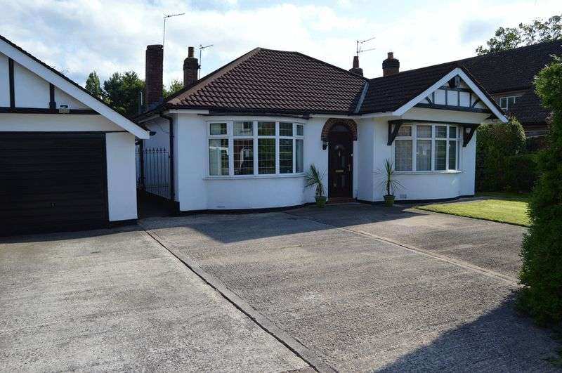 2 Bedrooms Detached Bungalow for sale in Brown Lane, Heald Green, Cheadle