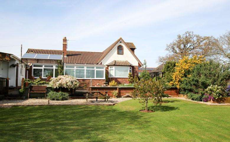 5 Bedrooms Detached Bungalow for sale in Spaxton TA5