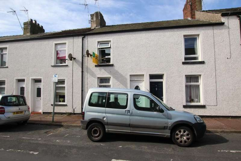 3 Bedrooms Terraced House for sale in 6 Thwaite Street, Barrow in Furness