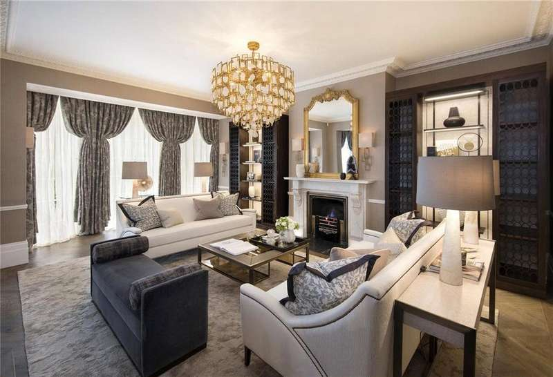 5 Bedrooms Terraced House for sale in Queen Anne's Gate, Westminster, London, SW1H
