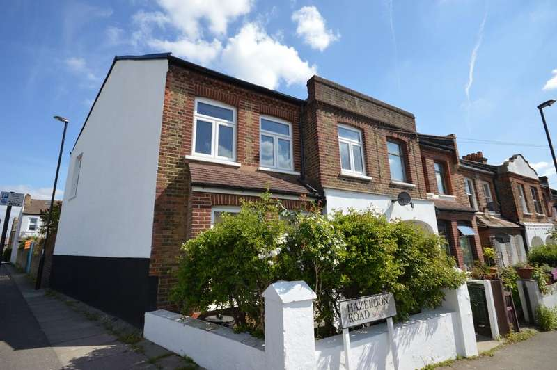 2 Bedrooms Maisonette Flat for sale in Hazeldon Road Brockley SE4