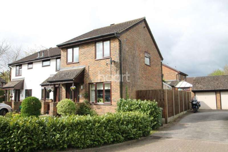 3 Bedrooms End Of Terrace House for sale in Chadhurst Close, Dorking, RH5