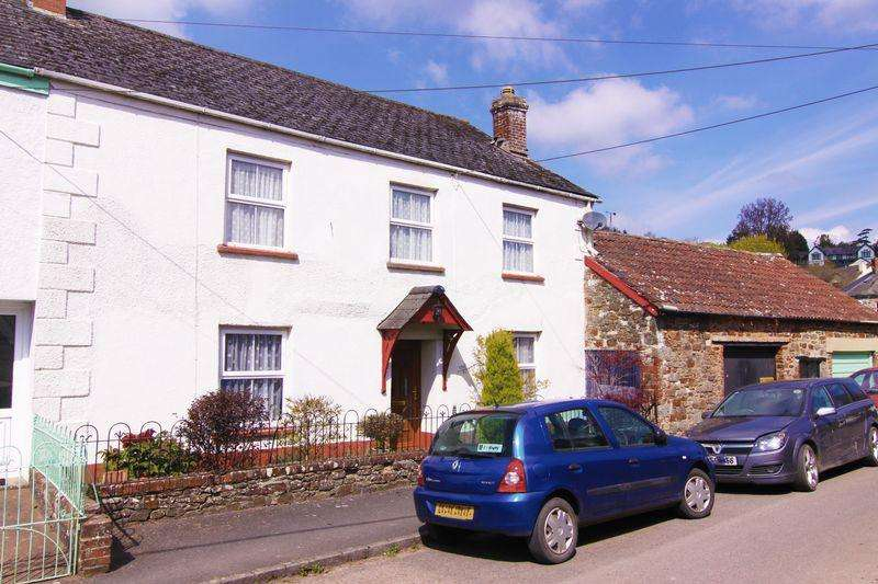 4 Bedrooms End Of Terrace House for sale in North Street, North Tawton