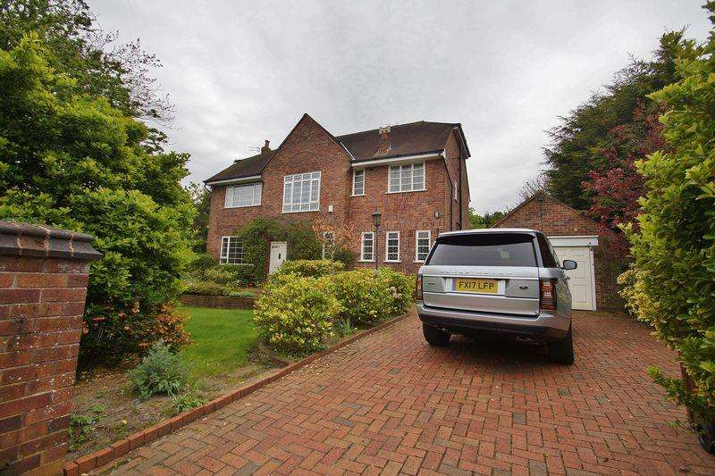 4 Bedrooms Detached House for sale in Selworthy Road, Birkdale