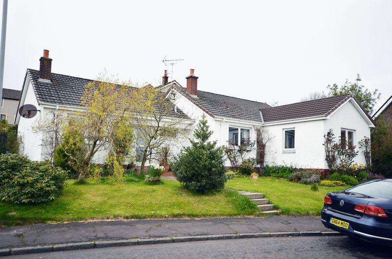 4 Bedrooms Detached Bungalow for sale in 8a Merrick Crescent, Minishant, KA19 8ET