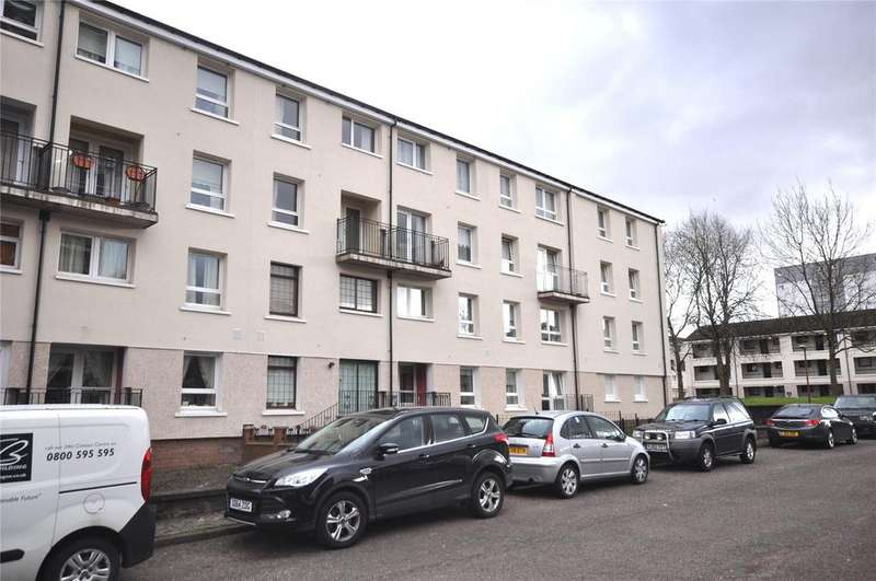 2 Bedrooms Flat for sale in Flat 10, 6U Strathcarron Place, Wyndford, Glasgow, G20