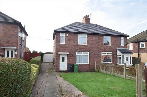 2 Bedrooms Semi Detached House for sale in Barnfield Road, HALESOWEN, West Midlands