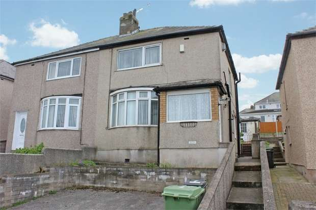3 Bedrooms Semi Detached House for sale in Grasmere Avenue, Workington, Cumbria
