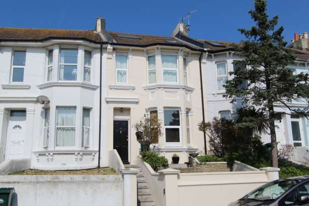 3 Bedrooms Terraced House for sale in Princes Crescent Brighton