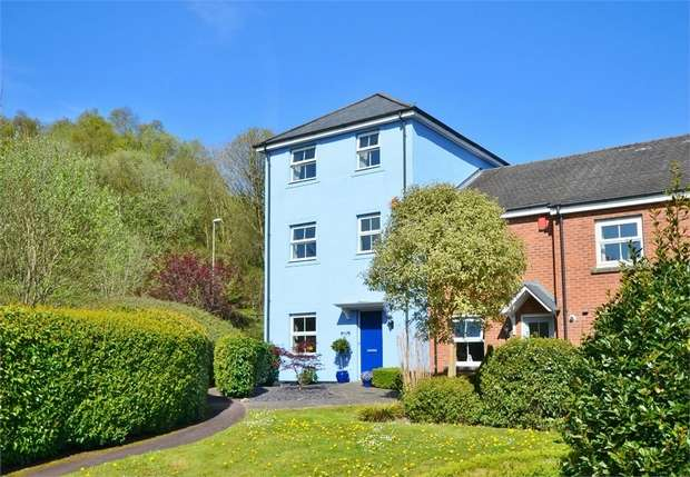 4 Bedrooms Semi Detached House for sale in Dragon Way, Penallta, HENGOED, Caerphilly