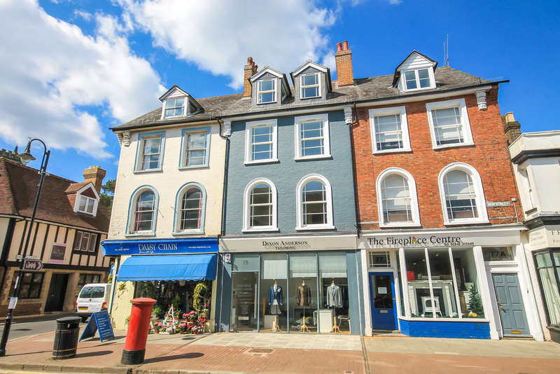 1 Bedroom Maisonette Flat for sale in High Street, East Grinstead