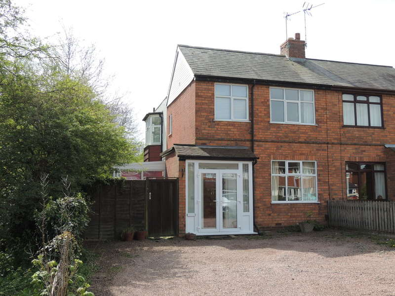 3 Bedrooms Semi Detached House for sale in Longdon Road, Knowle, Solihull
