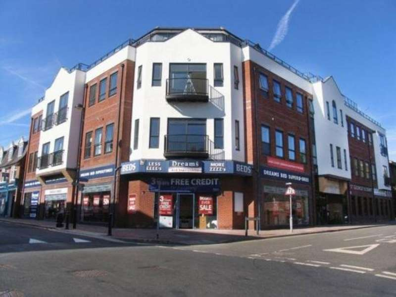 2 Bedrooms Flat for rent in St. Georges Court, St. Georges Road