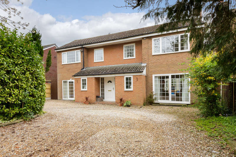 4 Bedrooms Detached House for sale in Park Lane, Pickmere