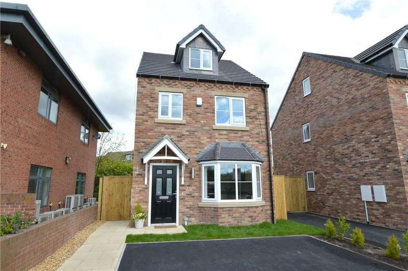 4 Bedrooms Detached House for sale in Plot 1 Cricketers View, Green Lane, Garforth, Leeds, West Yorkshire