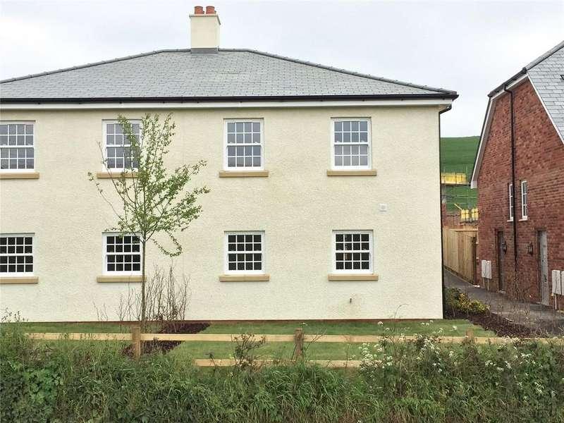 3 Bedrooms Semi Detached House for sale in Plot 5 - The Primrose, Barton Meadows, Court Barton Close, Thorverton, EX5