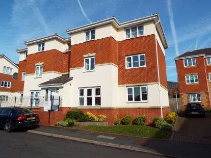 1 Bedroom Flat for sale in Thornbury Road, Walsall, West Midlands
