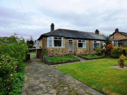 3 Bedrooms Bungalow for sale in Yeardsley Lane, Furness Vale, High Peak