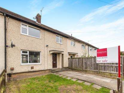 3 Bedrooms Terraced House for sale in Byland Place, Harrogate, North Yorkshire, .