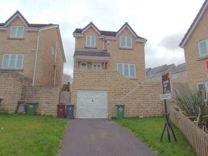 4 Bedrooms Detached House for sale in Priory Chase, Nelson, Lancashire, BB9