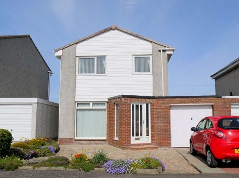 2 Bedrooms Detached House for sale in Coylebank, Prestwick, KA9