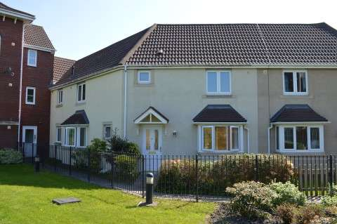 3 Bedrooms Terraced House for sale in Eden Croft, Weston Village, WESTON SUPER MARE