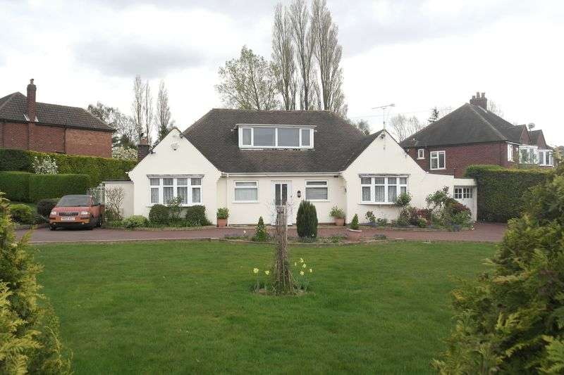 3 Bedrooms Detached Bungalow for sale in Park Hall Road, Walsall