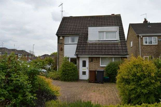 3 Bedrooms Detached House for sale in Rickyard Road, The Arbours, Northampton NN3 3RS
