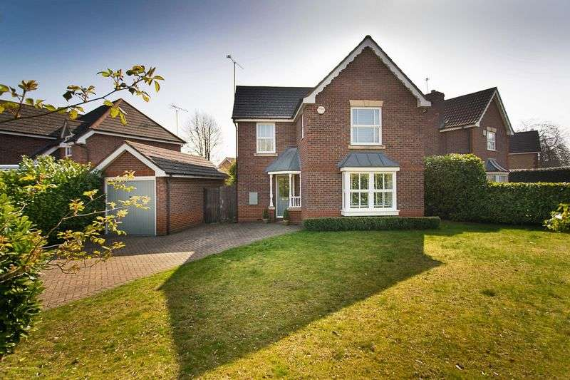 3 Bedrooms Detached House for sale in Princess Diana Drive, St. Albans